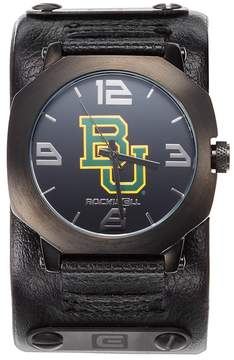 Rockwell Kohl's Baylor Bears Assassin Leather Watch - Men