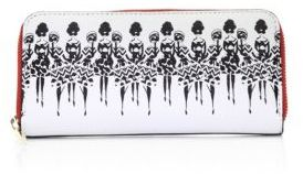 Alice + Olivia Candice Long Wallet