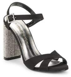 Caparros Hayley Embellished Evening Sandals