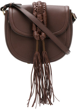 Altuzarra braided strap shoulder bag