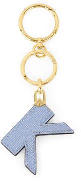 Henri Bendel Alphabet Leather K Bag Charm