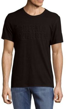 Buffalo David Bitton Naidan Cotton Tee