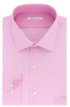Van Heusen Plaid Cotton Dress Shirt