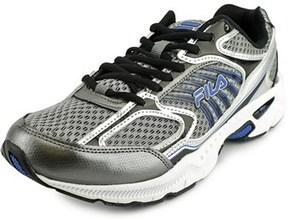 Fila Inspell Men Round Toe Synthetic Running Shoe.