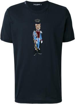 Dolce & Gabbana Royal Pet Portrait T-shirt