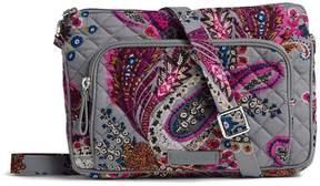 Vera Bradley Iconic RFID Hipster Cross-Body Bag - HERITAGE PAISLEY - STYLE