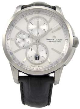 Maurice Lacroix Pontos Chronographe Stainless Steel 43mm Mens Watch