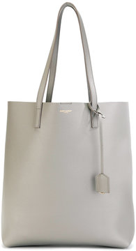 Saint Laurent medium shopper tote - GREY - STYLE