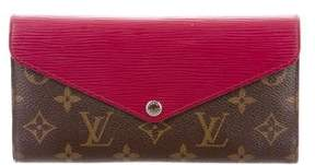 Louis Vuitton Marie Lou Long Wallet