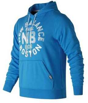 New Balance Men's MT71518 Classic Pullover Hoodie Graphic