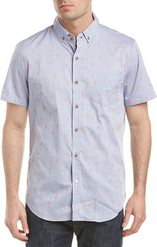 Sovereign Code Crystal Cove Woven Shirt
