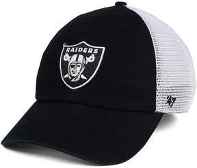 '47 Oakland Raiders Deep Ball Mesh Closer Cap