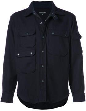 Engineered Garments cargo shirt jacket