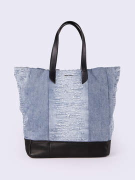 Diesel Shopping and Shoulder Bags PS315 - Blue