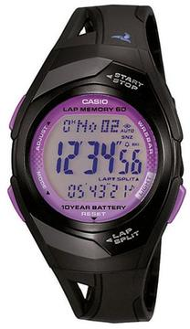 Casio STR-300-1C Women's Classic Watch
