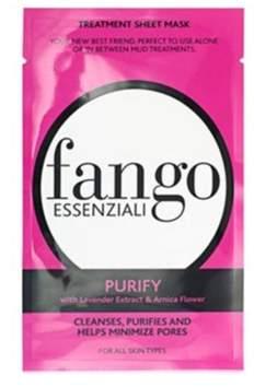 Borghese Fango Essenziali Treatment Sheet Mask, Purify.