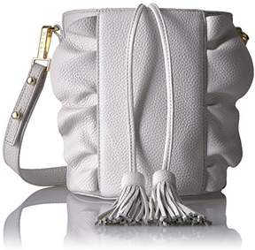 Milly Astor Ruffle Drawstring Bucket