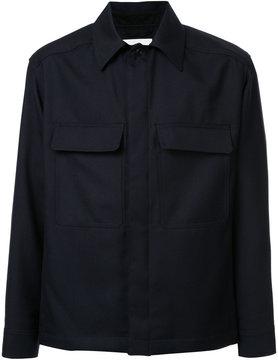 Lemaire lightweight shirt jacket