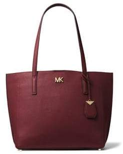 MICHAEL Michael Kors Ana Medium Leather Tote