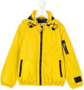 Diadora Junior zipped jacket