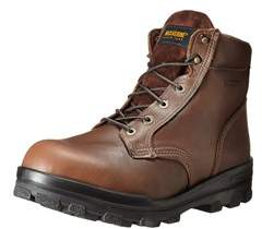 Wolverine Mens Tacoma Hiker Leather Steel Toe Lace Up Safety Shoes.