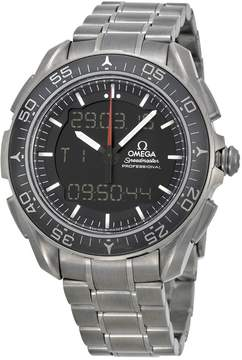 Omega Speedmaster Skywalker X-33 Black Dial Titanium Men's Watch 31890457901001