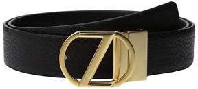 Z Zegna Adjustable/Reversible BBOAG1 H35mm Belt Men's Belts