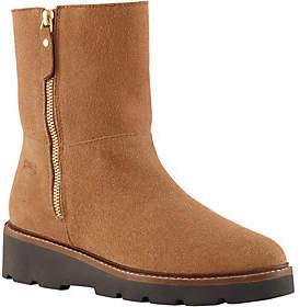 Cougar Waterproof Suede Boots - Gabby