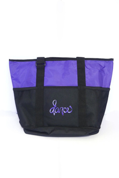 Horizon Ribbon Dance Tote Bag