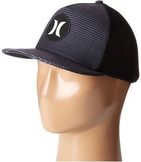 Hurley Motion Stripe Caps