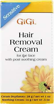 GiGi Sensitive Facial Hair Removal Cream