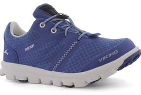 Viking Fritidsskor, GORE-TEX®, Maverick, Blue/White