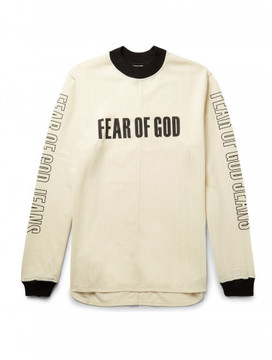 Fear Of God oversized mesh t-shirt