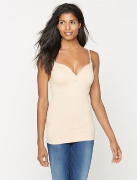 A Pea in the Pod Clip Down Shaping Panel Nursing Cami