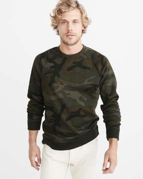 Abercrombie & Fitch Sport Sweater Fleece Crew