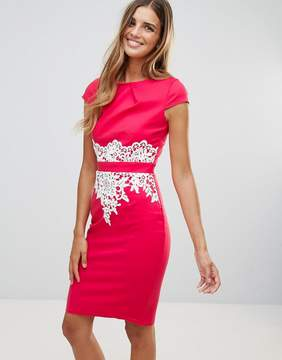 Paper Dolls Lace Detail Dress