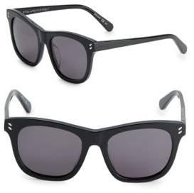 Stella McCartney 52MM Wayfarer Sunglasses