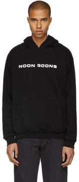Noon Goons Black Reap What You Sow Hoodie