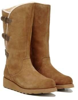 BearPaw Women's Hayden Winter Wedge Boot