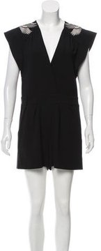 ALICE by Temperley Embroidered Kai Romper