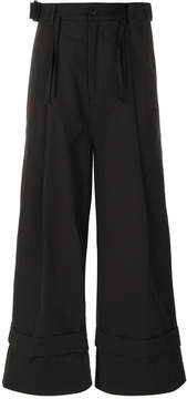 Craig Green front pleats wide-legged trousers