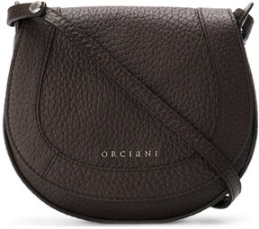 Orciani circular flap shoulder bag
