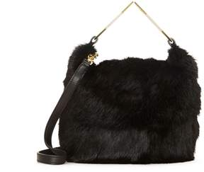 Louise et Cie Tysse Fur Bracelet Bag