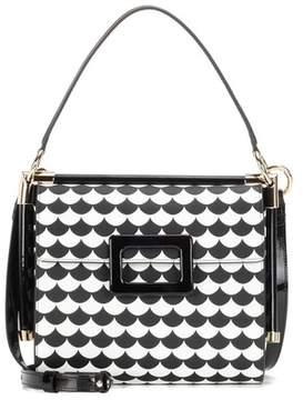 Roger Vivier Miss Viv Small leather shoulder bag