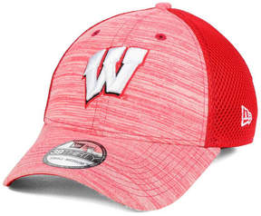 New Era Wisconsin Badgers Tonal Tint 39THIRTY Cap