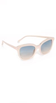 No.21 No. 21 Oval Cat Sunglasses