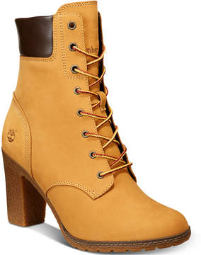 Timberland Women's Glancy 6 Lace-Up Boots Women's Shoes