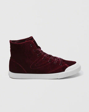 Abercrombie & Fitch Tretorn Marley High-Top Sneaker