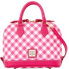 Dooney & Bourke Gingham Bitsy Bag - PINK - STYLE