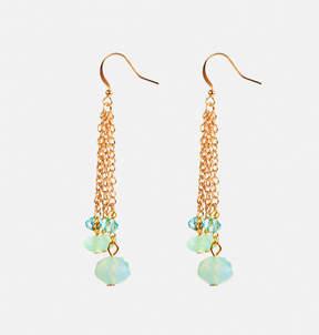 Avenue Turquoise Linear Earrings